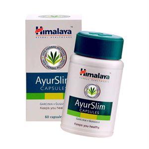 Buy Himalaya Wellness Ayurslim Capsule 60 Capsules Online
