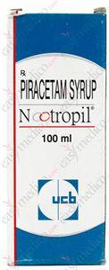 Buy Nootropil Liquid 100 Ml Online Home Delivery Nootropil Liquid